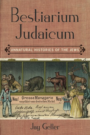 Bestiarium Judaicum Hardcover  by Jay Geller