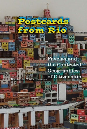 Postcards from Rio Paperback  by Kátia da Costa Bezerra