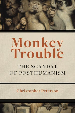 Monkey Trouble Paperback  by Christopher Peterson