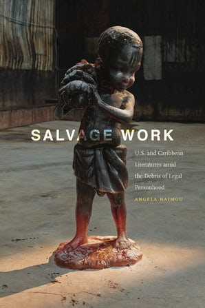 Salvage Work Paperback  by Angela Naimou