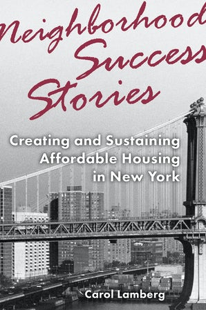 Neighborhood Success Stories Hardcover  by Carol Lamberg
