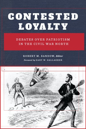Contested Loyalty Hardcover  by Robert M. Sandow