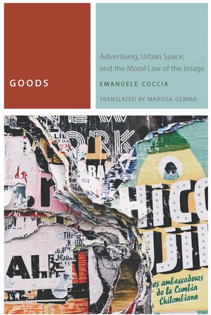 Goods Paperback  by Emanuele Coccia