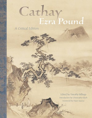 Cathay Hardcover  by Ezra Pound