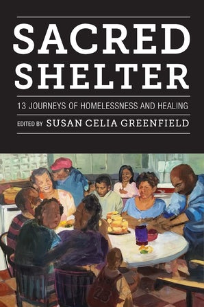 "GA to host an author from the book ""Sacred Shelter—13 Journeys of Homelessness and Healing"