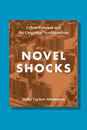 Novel Shocks Paperback  by Myka Tucker-Abramson