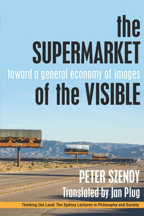 The Supermarket of the Visible Paperback  by Peter Szendy