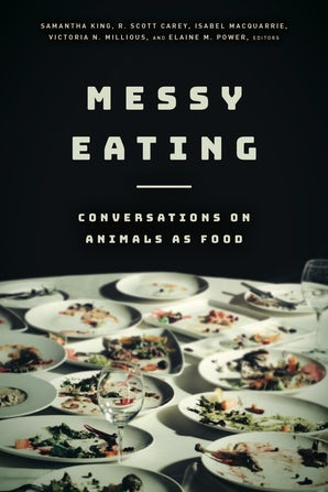 Messy Eating Paperback  by Samantha King