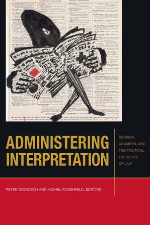 Administering Interpretation Paperback  by Peter Goodrich