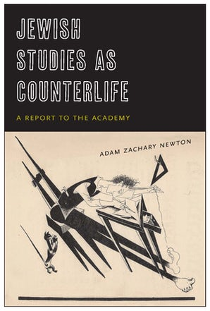Jewish Studies as Counterlife Paperback  by Adam Zachary Newton