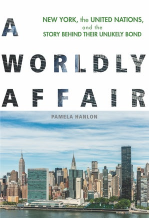 A Worldly Affair Paperback  by Pamela Hanlon