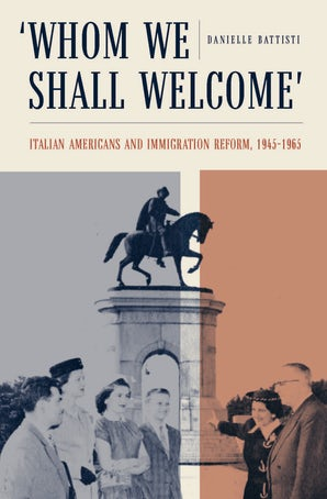 Whom We Shall Welcome Paperback  by Danielle Battisti