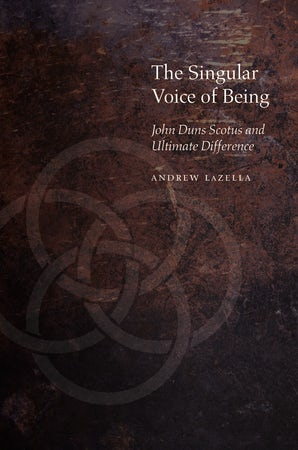 The Singular Voice of Being Hardcover  by Andrew T. LaZella