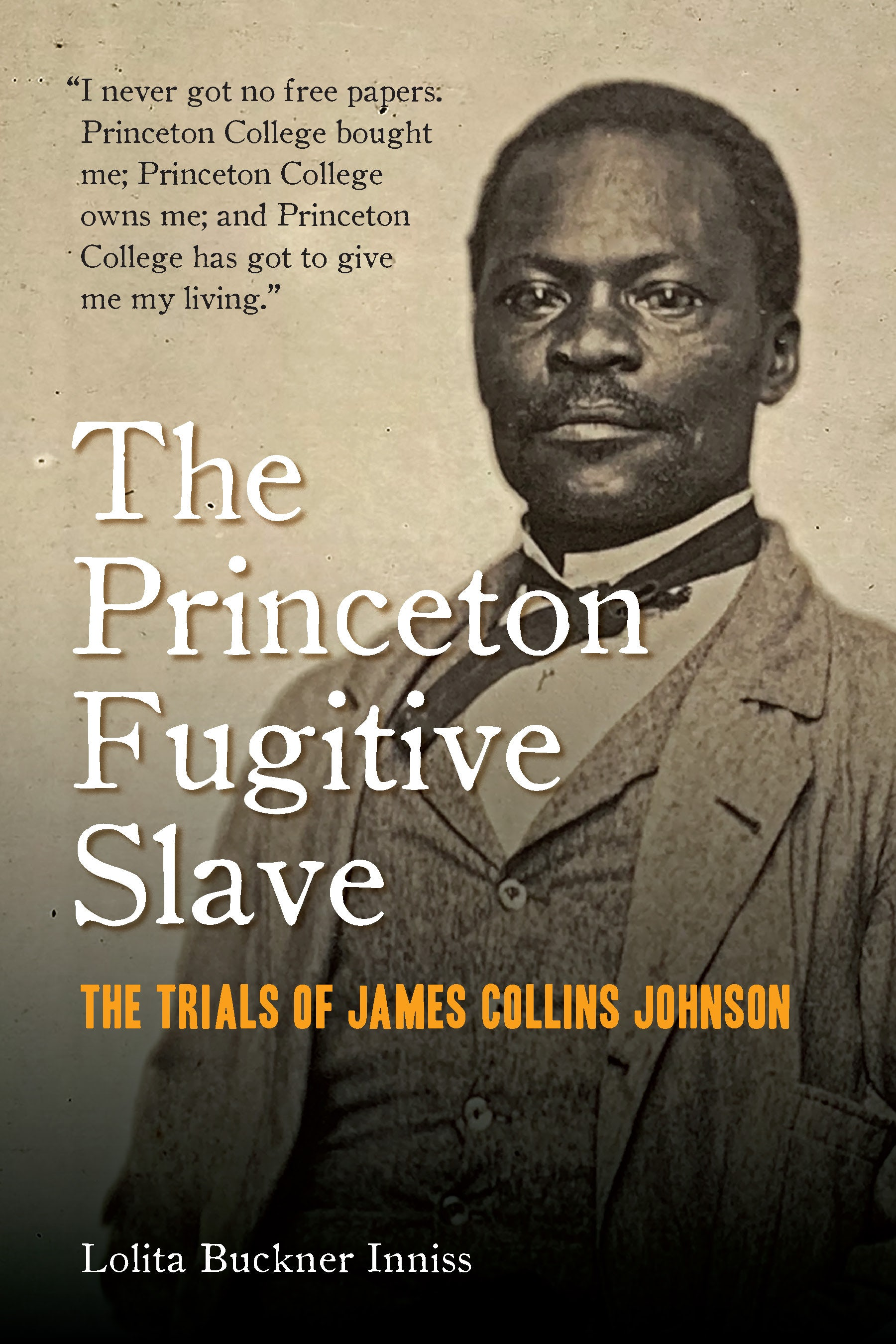 The Princeton Fugitive Slave
