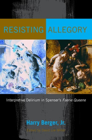 Resisting Allegory Hardcover  by Harry Berger