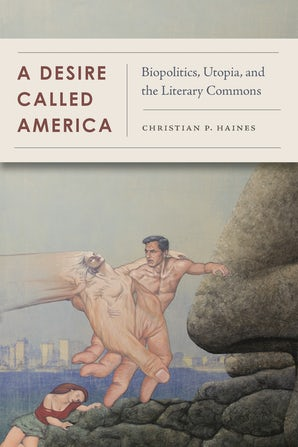 A Desire Called America Paperback  by Christian Haines