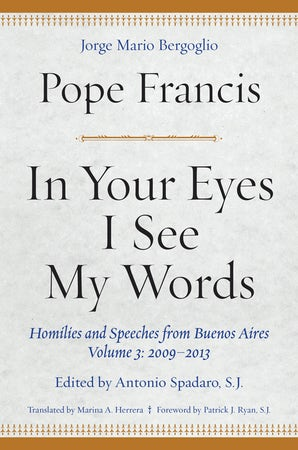 In Your Eyes I See My Words