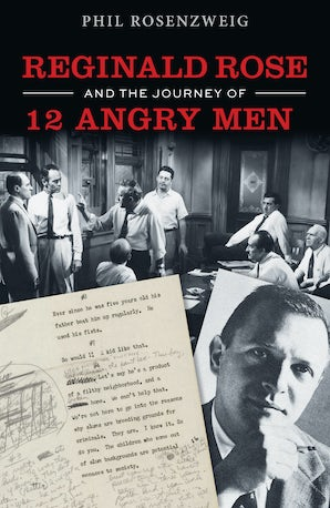 Reginald Rose and the Journey of 12 Angry Men