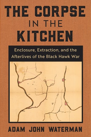 The Corpse in the Kitchen Paperback  by Adam John Waterman